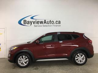 Used 2020 Hyundai Tucson Preferred w/Sun & Leather Package - AWD! PANOROOF! HTD LTHR! ALLOYS! + MORE! for sale in Belleville, ON