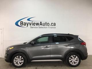 Used 2020 Hyundai Tucson Preferred w/Sun & Leather Package - AWD! HTD LEATHER! PANOROOF! ALLOY! + MUCH MORE! for sale in Belleville, ON