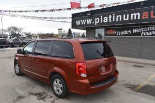 Used 2012 Dodge Grand Caravan SE/SXT DVD/TV FOR KIDS!! SECOND ROW BUCKET SEATS!! BACKUP CAMERA!! BLUETOOTH!! for sale in Saskatoon, SK