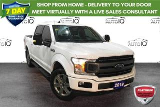 Used 2019 Ford F-150 Lariat LARIAT 4WD SuperCrew 5.5' Box for sale in Sault Ste. Marie, ON