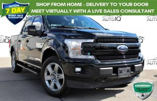Used 2019 Ford F-150 Lariat LARIAT CREW CAB 4X4 CERTIFIED for sale in Hamilton, ON