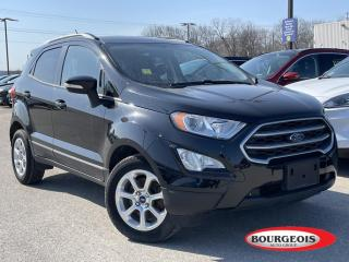Used 2018 Ford EcoSport HEATED SEATS, REVERSE CAMERA for sale in Midland, ON