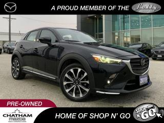 Used 2019 Mazda CX-3 GT for sale in Chatham, ON