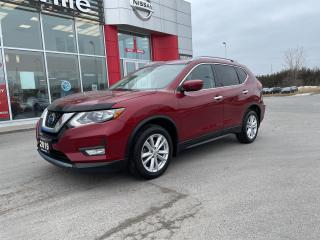 Used 2019 Nissan Rogue SV  1 OWNER LOCAL TRADE HEATED SEATS. for sale in Belleville, ON