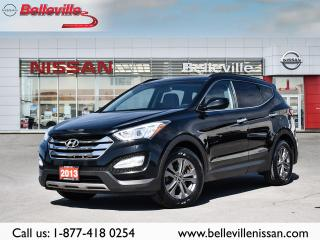 Used 2013 Hyundai Santa Fe Premium AWD, HEATED FRONT AND REAR SEATS for sale in Belleville, ON