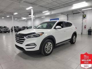 Used 2017 Hyundai Tucson PREMIUM - CAMERA + S. CHAUFFANTS + JAMAIS ACCIDENT for sale in Saint-Eustache, QC