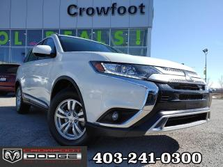 Used 2020 Mitsubishi Outlander ES AWD for sale in Calgary, AB