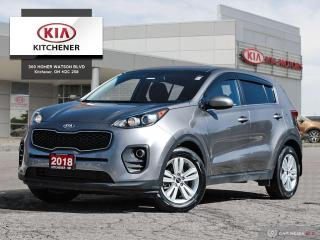 Used 2018 Kia Sportage LX for sale in Kitchener, ON