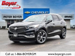New 2021 Buick Enclave Essence AWD for sale in Napanee, ON