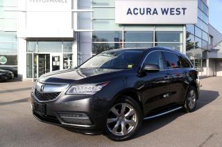 Used 2014 Acura MDX Elite Package for sale in London, ON