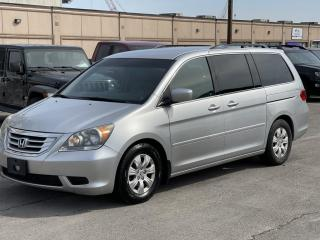 Used 2010 Honda Odyssey 4dr Wgn SE w/RES DVD /1YEAR WARRANTY for sale in Brampton, ON