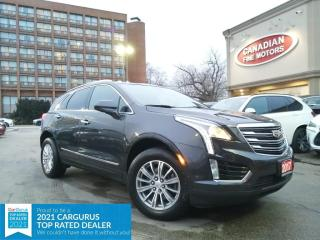 Used 2017 Cadillac XT5 SMART DEVICE INTERGATION | CAM | LEATHER | 4 NEW SNOW TIRES* for sale in Scarborough, ON