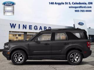 New 2021 Ford Bronco Sport BIG BEND for sale in Caledonia, ON