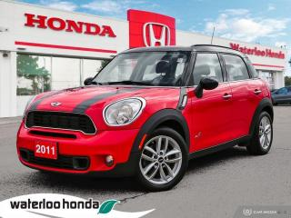 Used 2011 MINI Cooper Countryman S for sale in Waterloo, ON