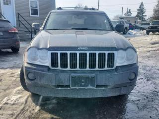 Used 2005 Jeep Grand Cherokee LIMITED 4WD for sale in Stittsville, ON