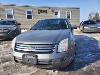 Used 2008 Ford Fusion V6 SEL for sale in Stittsville, ON