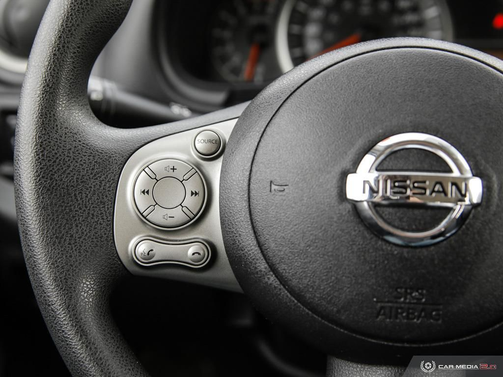 2017 Nissan Micra S