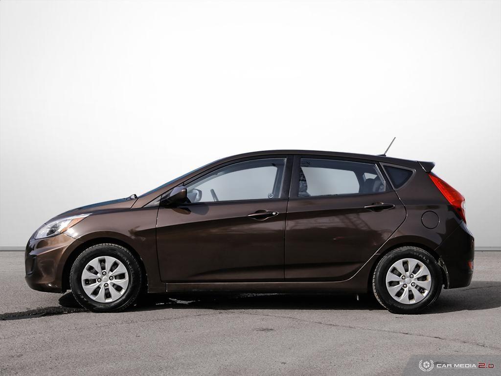 2016 Hyundai Accent GL
