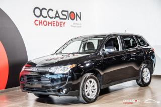 Used 2014 Mitsubishi Outlander SE AWD+SIEGES CHAUFFANTS+CRUZE CONTROL for sale in Laval, QC