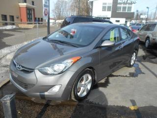 Used 2013 Hyundai Elantra for sale in Sorel-Tracy, QC