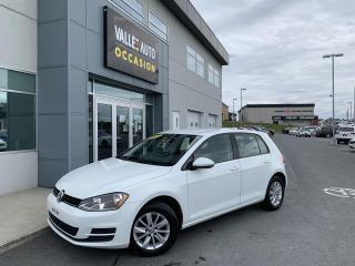 Used 2017 Volkswagen Golf 5dr HB Auto 1.8 TSI Trendline for sale in St-Georges, QC