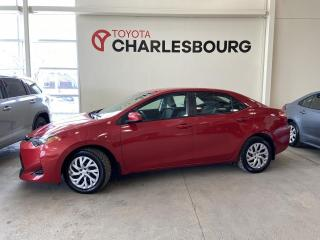 Used 2017 Toyota Corolla LE - Automatique - Bas km! for sale in Québec, QC