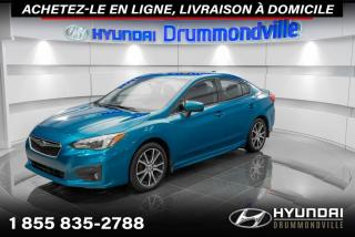Used 2017 Subaru Impreza 2.0I SPORT PACKAGE AWD + GARANTIE + WOW for sale in Drummondville, QC