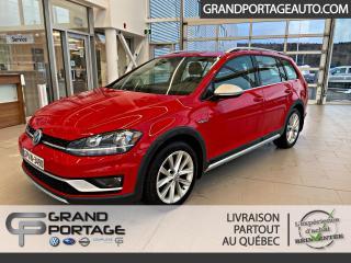 Used 2019 Volkswagen Golf Alltrack Highline DSG for sale in Rivière-Du-Loup, QC