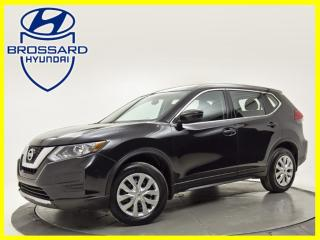 Used 2017 Nissan Rogue AWD CRUISE SIÈGES CHAUFFANTS CAM DE RECUL for sale in Brossard, QC