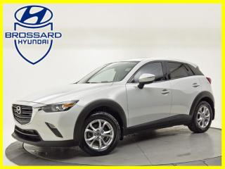 Used 2019 Mazda CX-3 AWD LUXE TOIT OUVRANT CUIR CAM DE RECUL MAGS for sale in Brossard, QC