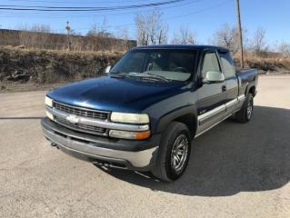 Used 2000 Chevrolet Silverado 1500 Cabine allongée, empattement de 143,5 po for sale in Québec, QC