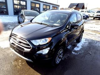 Used 2019 Ford EcoSport Titanium 4WD for sale in Beauport, QC