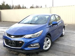 Used 2017 Chevrolet Cruze LT RS HATCHBACK for sale in Cayuga, ON