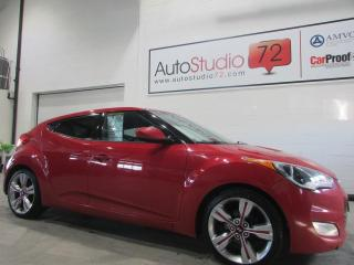 Used 2013 Hyundai Veloster NAVI**MAGS**CUIR**A/C for sale in Mirabel, QC