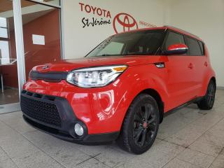 Used 2014 Kia Soul * EX+ * MAGS * CAMERA DE RECUL * 88 600 KMS * for sale in Mirabel, QC