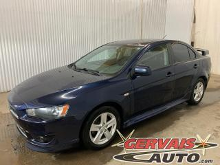 Used 2014 Mitsubishi Lancer SE Limited Toit ouvrant Mags Chauffants for sale in Trois-Rivières, QC