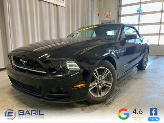 Used 2013 Ford Mustang Décapotable 2 portes V6 de première qual for sale in St-Hyacinthe, QC