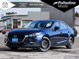 Used 2017 Mazda MAZDA3 GS - NO ACCIDENTS - 2 SETS OF RIMS AND TIRES for sale in Sudbury, ON