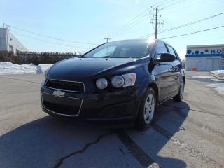Used 2013 Chevrolet Sonic *******AUTOMATIQUE*******FINANCEMENT**** for sale in St-Eustache, QC