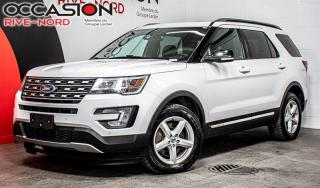 Used 2017 Ford Explorer XLT 4WD NAVI+CUIR+TOIT.OUVRANT for sale in Boisbriand, QC