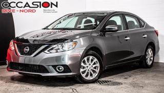 Used 2017 Nissan Sentra SV TOIT.OUVRANT+CAM.RECUL+SIEGES.CHAUFFANTS for sale in Boisbriand, QC