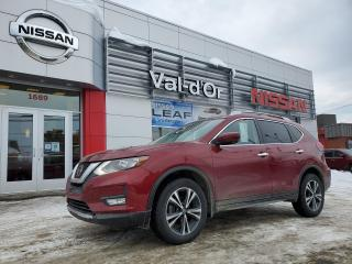 Used 2019 Nissan Rogue SV AWD TECH+1 PROPRIO VÉHICULE CERTIFIÉ NISSAN!!! for sale in Val-d'Or, QC