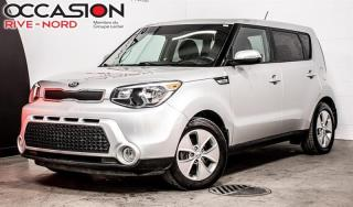 Used 2016 Kia Soul LX MAGS+SIEGES.CHAUFFANTS+BLUETOOTH for sale in Boisbriand, QC