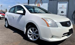 Used 2011 Nissan Sentra ***2.0,AUTOMATIQUE,A/C,MAGS,AUBAINE*** for sale in Longueuil, QC