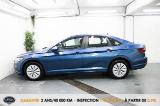 Used 2019 Volkswagen Jetta Auto Comfortline 1.4 TSI + Caméra + Bluetooth for sale in Québec, QC