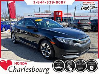 Used 2016 Honda Civic LX **AUTOMATIQUE** for sale in Charlesbourg, QC