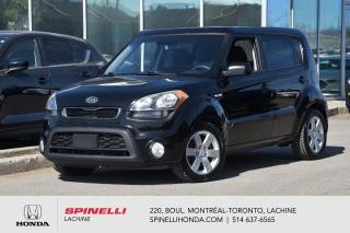 Used 2012 Kia Soul AUTO MAGS 8 PNEUS AUTO AC GROUPE ELECTRIQUE CRUISE++ for sale in Lachine, QC