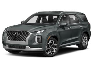 New 2021 Hyundai PALISADE ULTIMATE CALLIGRAPHY AWD NO OPTIONS for sale in Windsor, ON