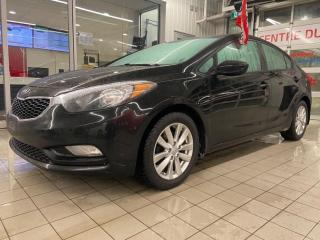 Used 2016 Kia Forte *LX*SIEGES CHAUFF*BLUETOOTH*A/C* for sale in Québec, QC