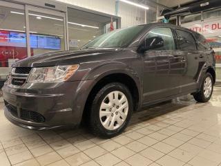 Used 2016 Dodge Journey *SE+*BOUTON POUSSOIR*A/C*PRISE AUX* for sale in Québec, QC